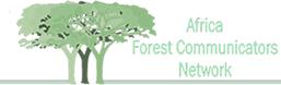 Africa forest logo