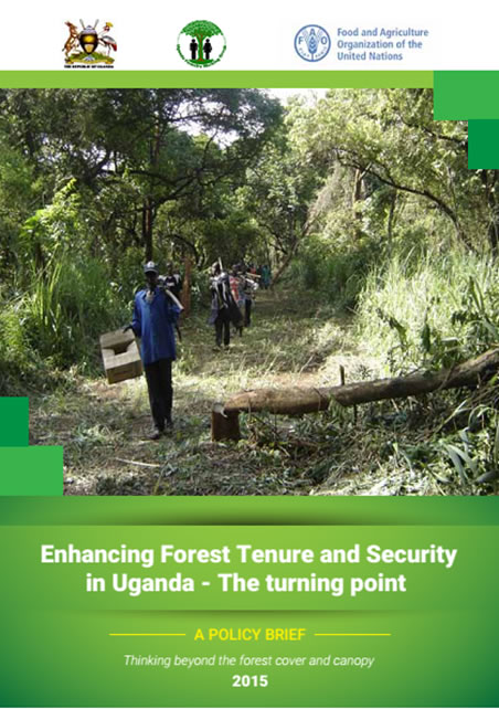 Enhancing Forest Tenure and Security in Uganda