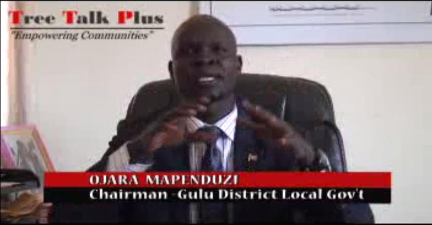 Mr. Ojara Mapenduzi